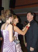 Maturitní ples 2009
